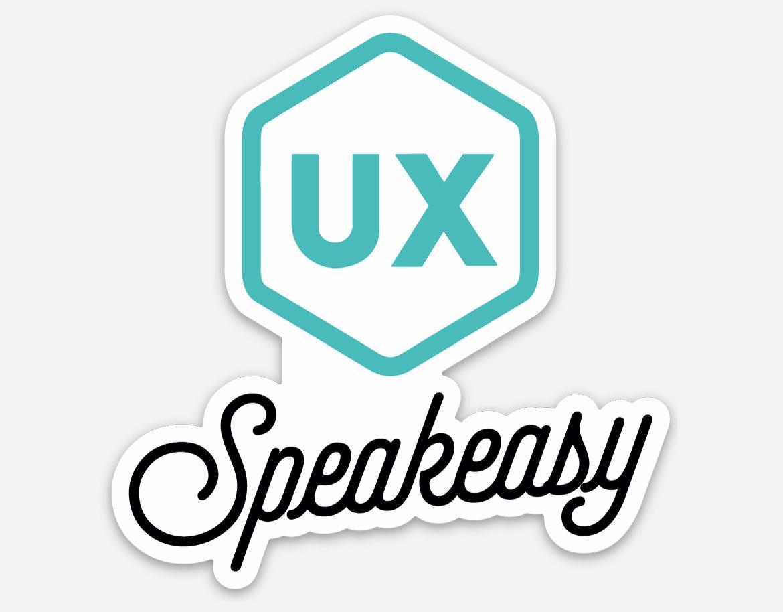 UX Speakeasy Magnet